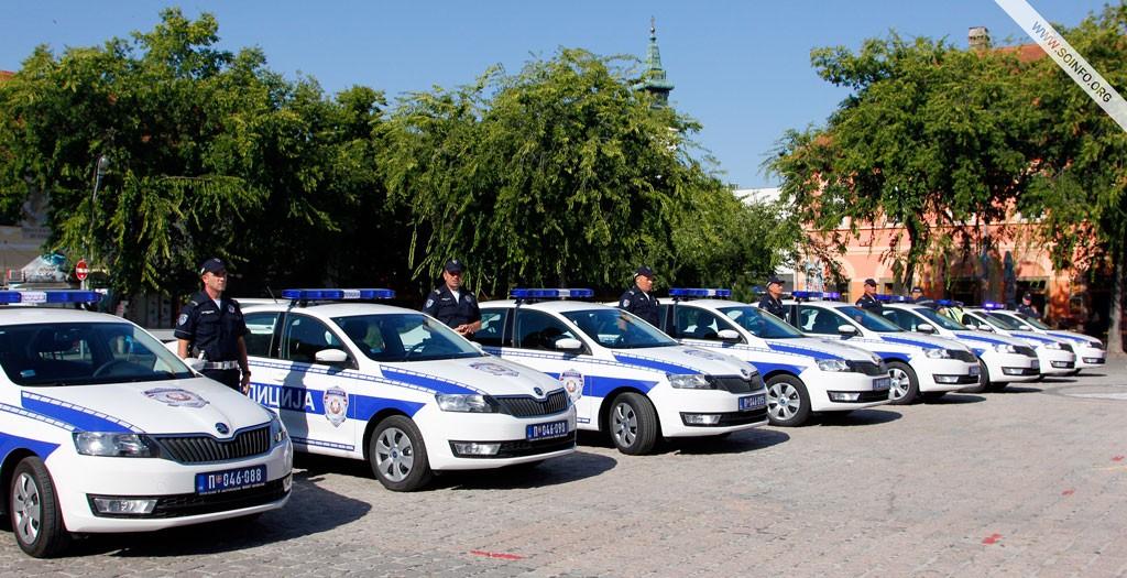 Nova vozila za Policijsku upravu u Somboru - 3