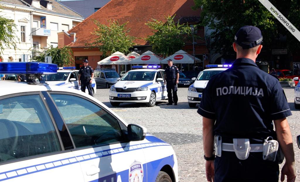 Nova vozila za Policijsku upravu u Somboru - 2