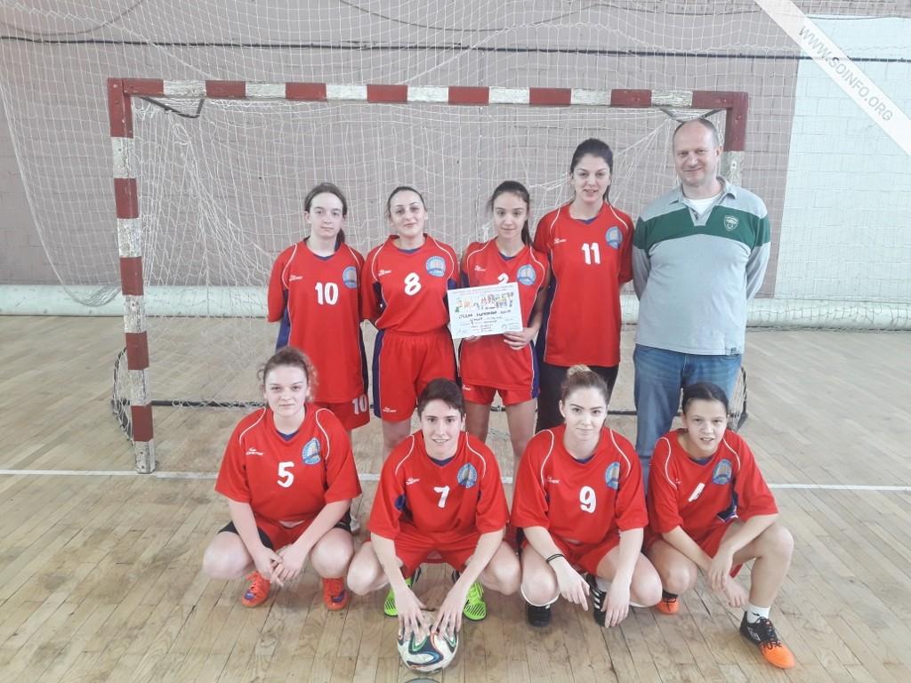 Opštinsko fudbalsko prvenstvo  u malom fudbalu