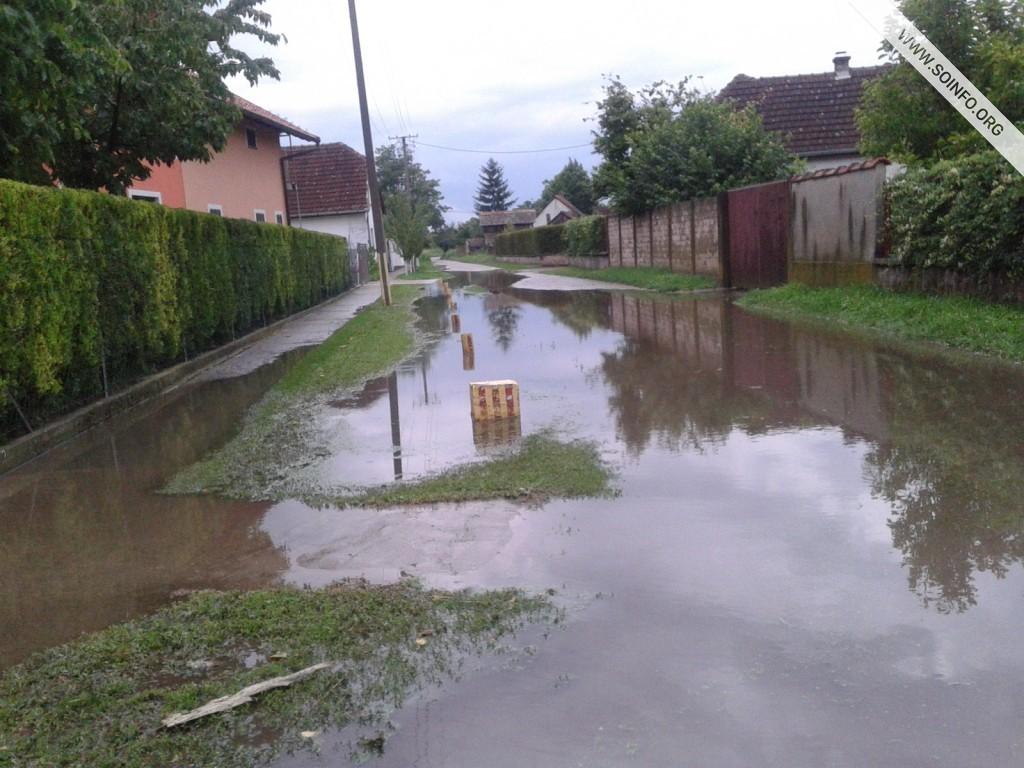 Kljajićevo posle kiše... - 4
