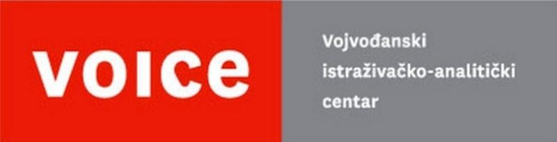 Vojvođanski istraživačko - analitički centar (VOICE) - logo