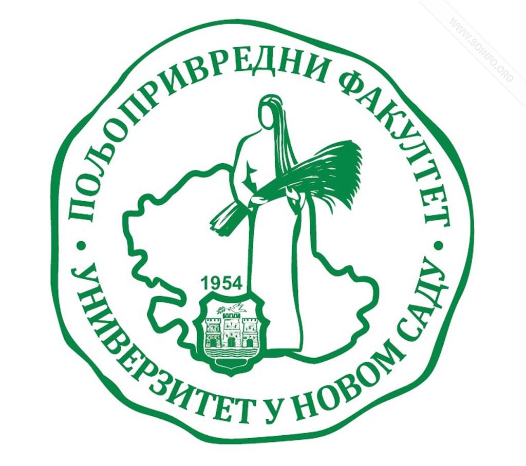 Poljoprivredni fakultet Novi Sad - logo