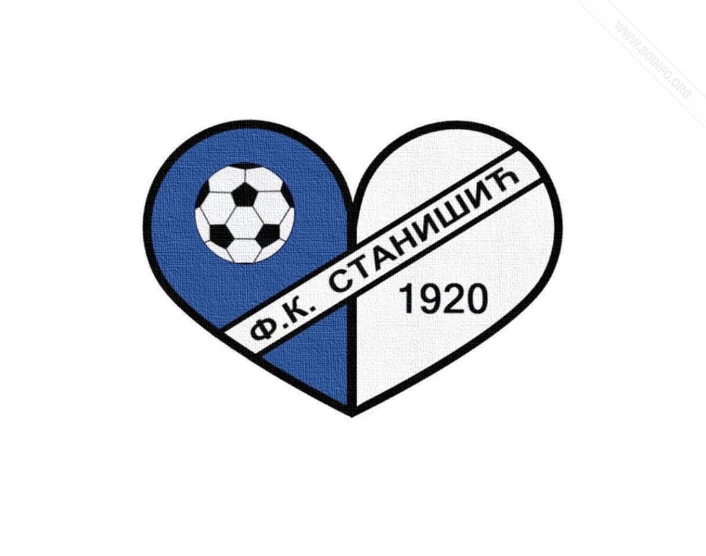 Срце Станишића - настало као револт навијача старог станишићког фудбалског клуба који је на лажираној скупштини украден из села и премештен у Сомбор.