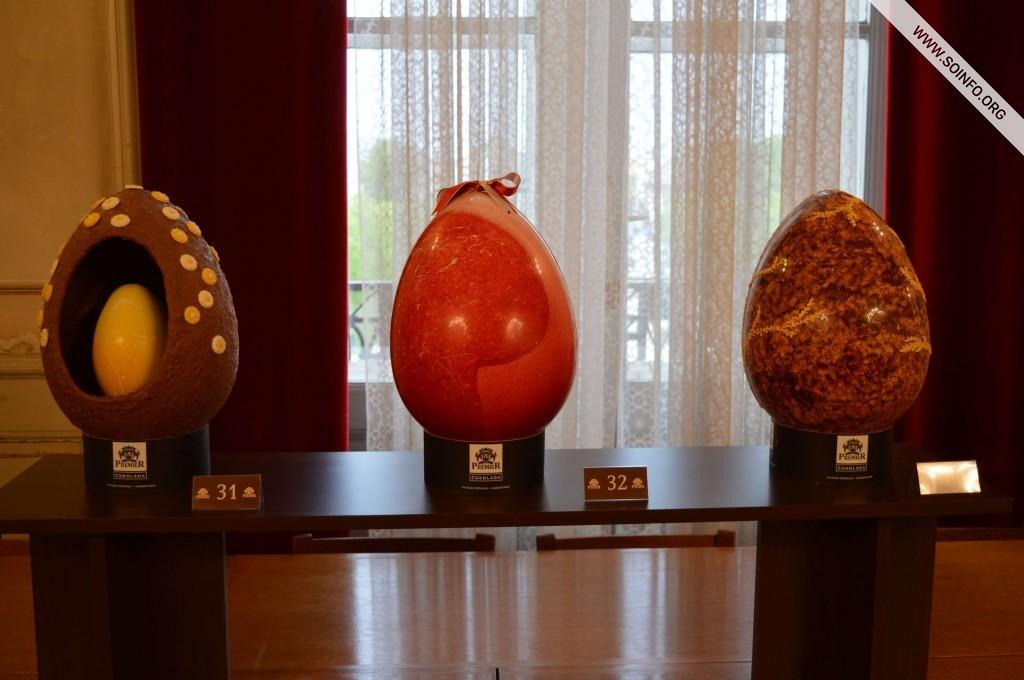 Humanitarna akcija - licitacija uskršnjih jaja - 1