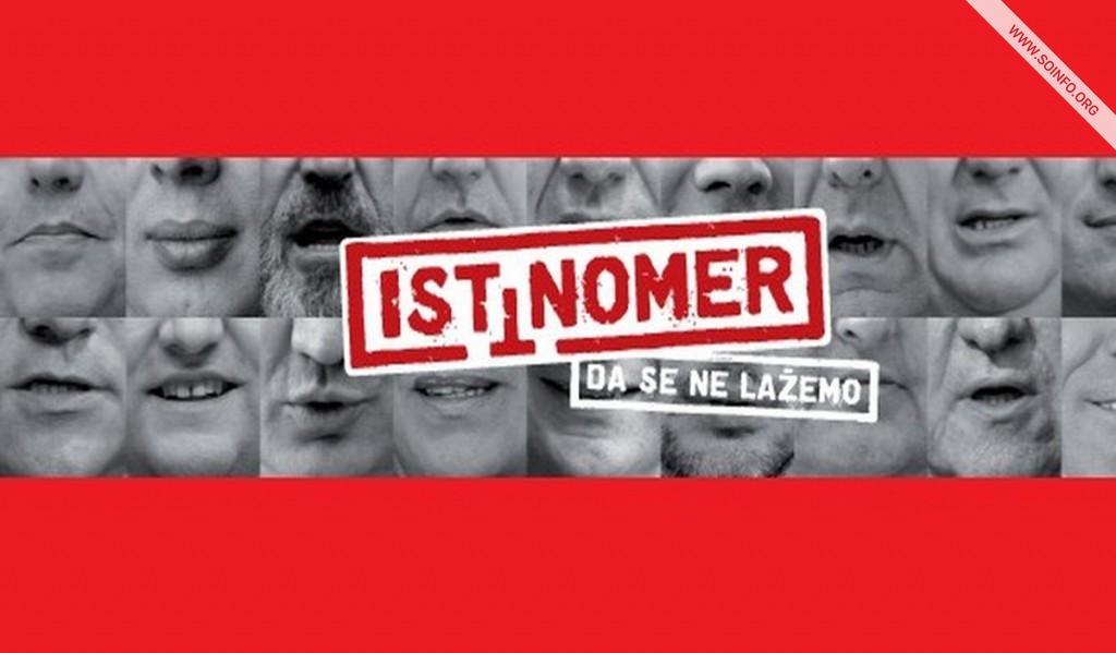 Istinomer - logo