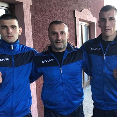 Milovac vicešampion Srbije