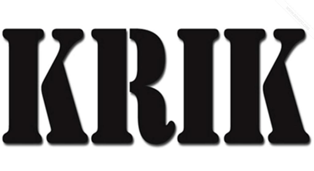 KRIK - Mreža za istraživanje kriminala i korupcije - logo