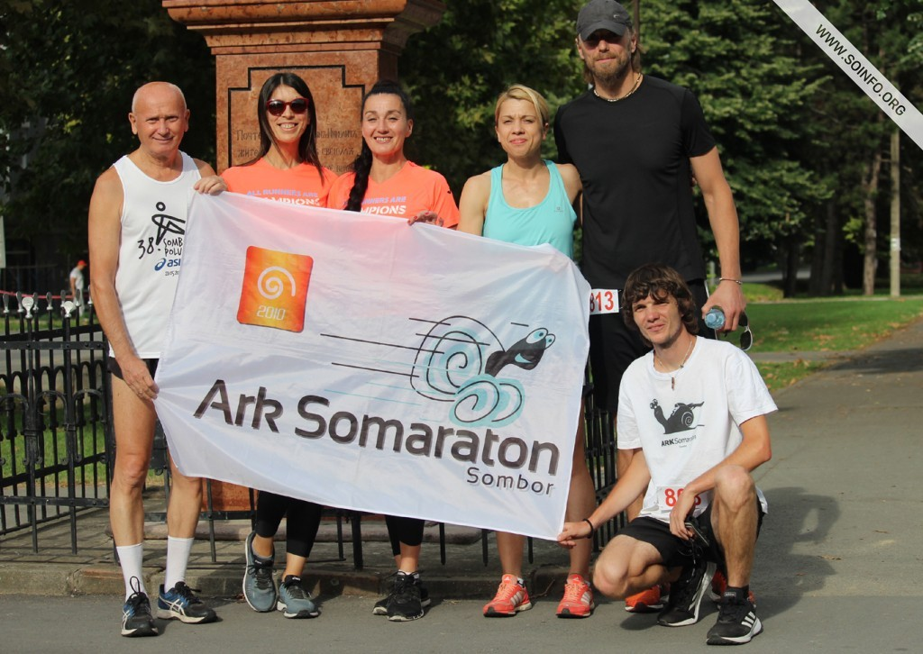 ARK Somaraton - 30. Petrovdanski minimaraton Bačka Palanka - Gajdobra - 2
