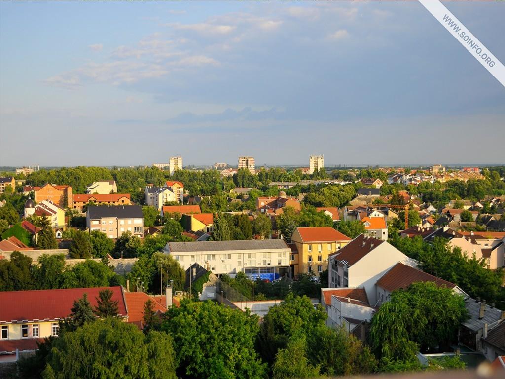 Sombor - Selenča/vreme - foto dana - 14.7.2019.