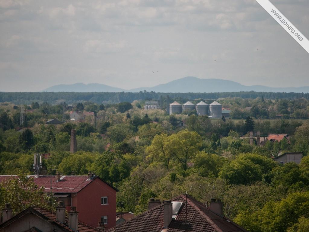 Sombor - Meček u daljini/vreme - foto dana - 19.7.2019.