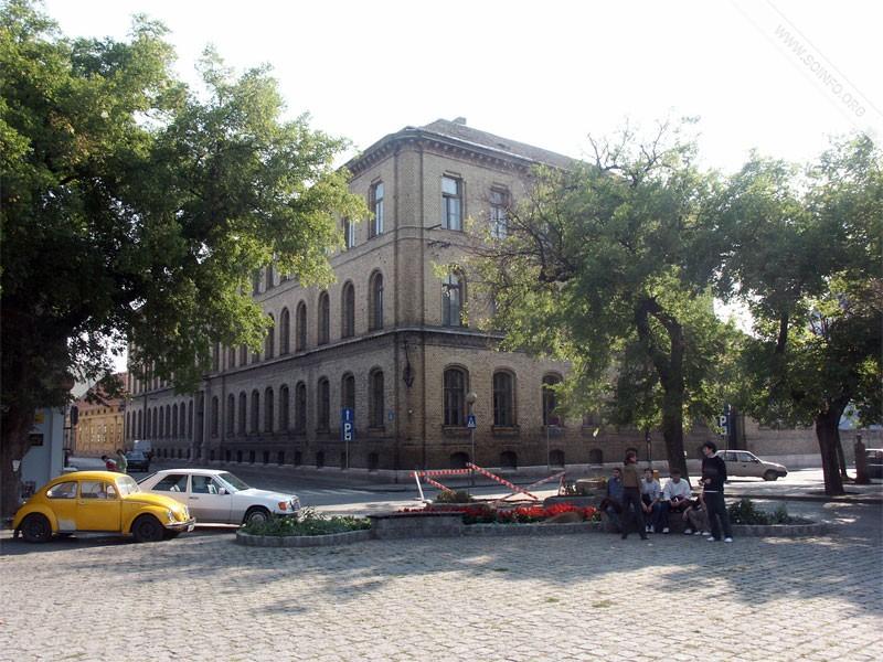 Veljko Petrovic gimnazija adresa