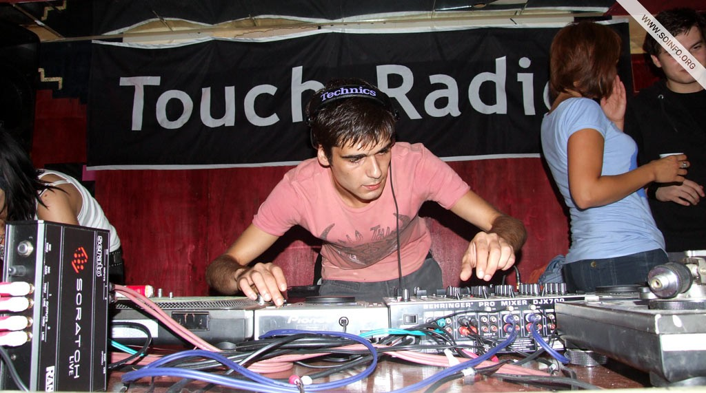 Touch Radio Space 7