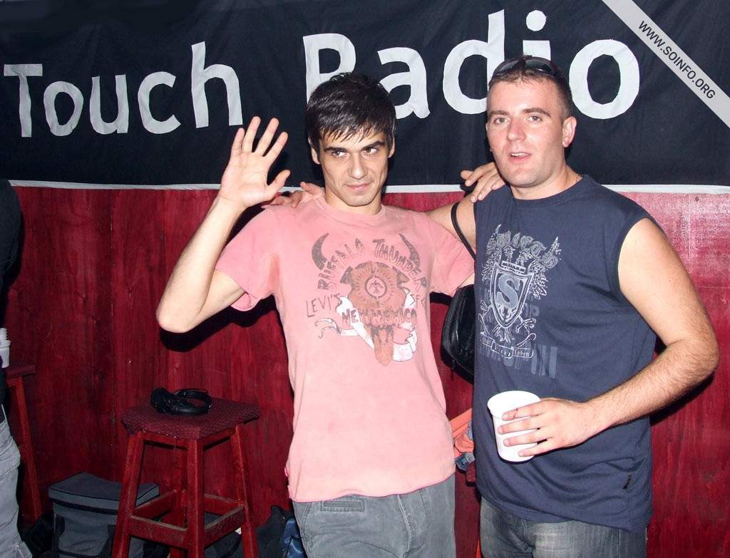 Touch Radio Space 11