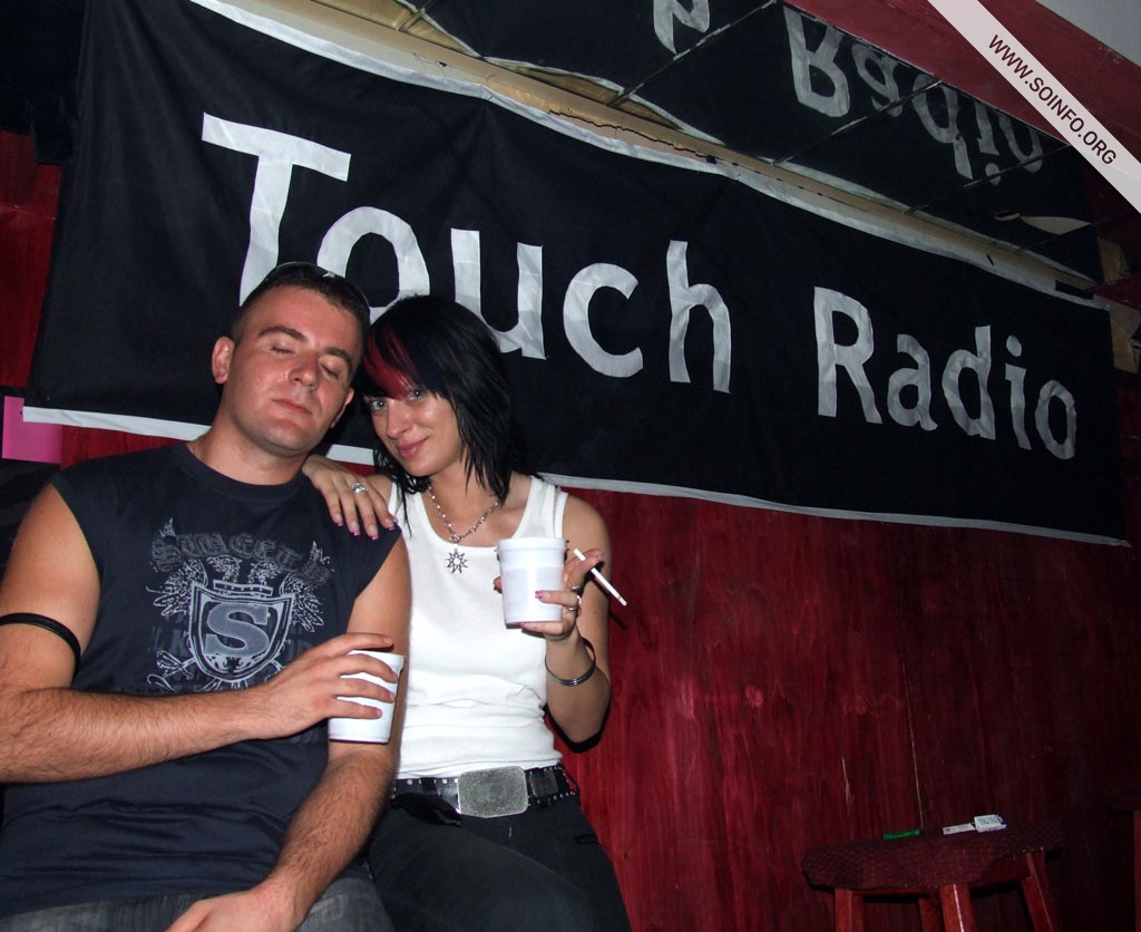 Touch Radio Space 13