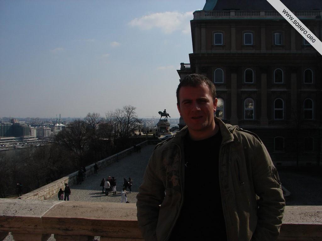 SOinfo@Budapest 5 - Mifi i kraljevski dvor
