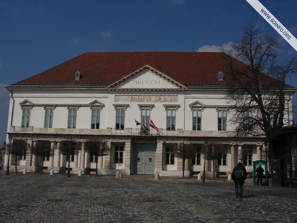 SOinfo@Budapest 1 - rezidencija predsednika