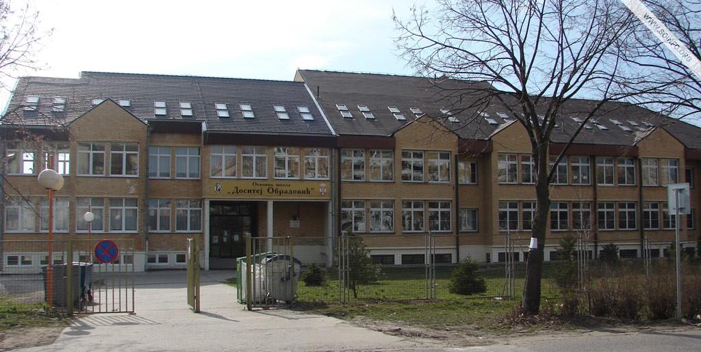 Dositej Obradovic sombor skola